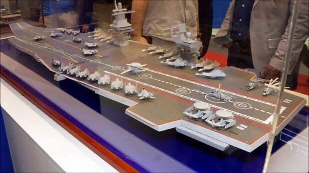 Насколько флоту России нужен новый авианосец?