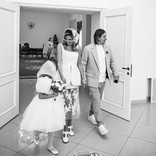 34-летняя Мария Горбань станет мамой во второй раз