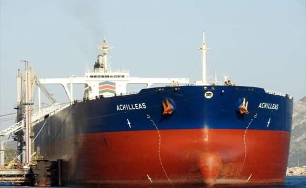 Иран вменил США «акт пиратства» после присвоения нефти станкера