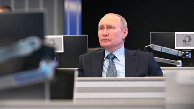 Прямую линию Путина запланировали на конец июня