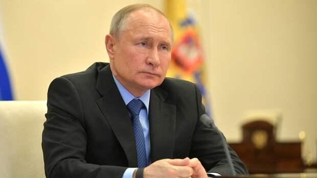 Путин прилетел в Женеву на саммит с Джо Байденом