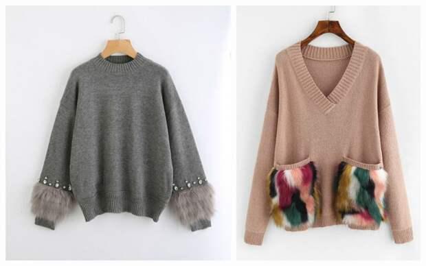 Дизайнерские свитера (подборка)