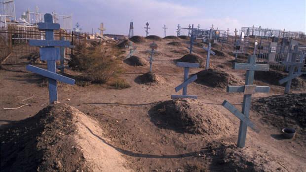 Кладбищенские истории, или Почему могилы роют глубиной 2 метра?