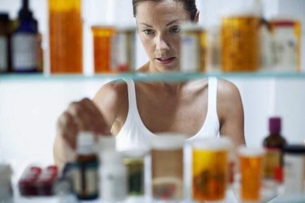 Аспирин, травы, парацетамол идругие привычные лекарства, которые могут быть опасны