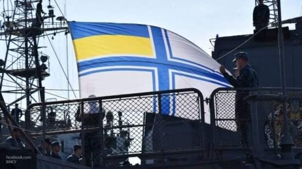 Мохненко признал превосходство флота России над ВМС Украины в Черном и Азовском морях