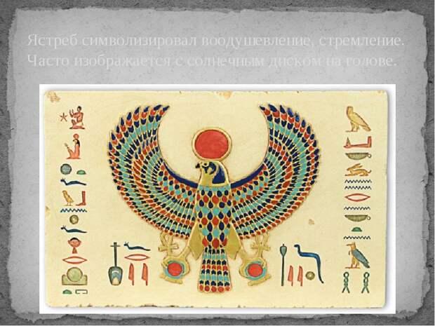 Имел ли древнеегипетский бог Гор отношение к Рюриковичам?
