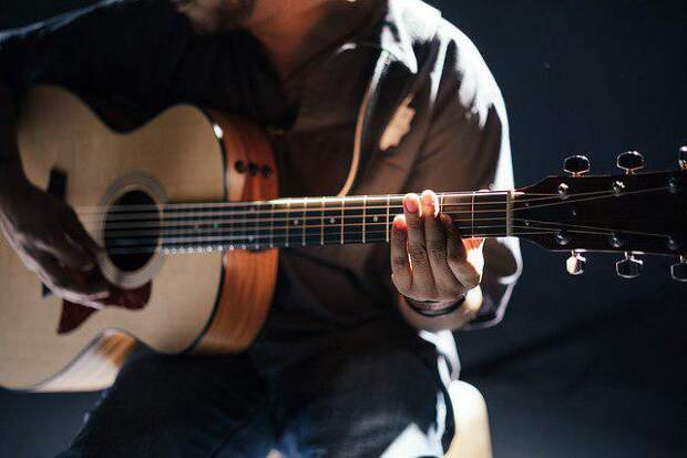 Гитара. Фото: pixabay.com