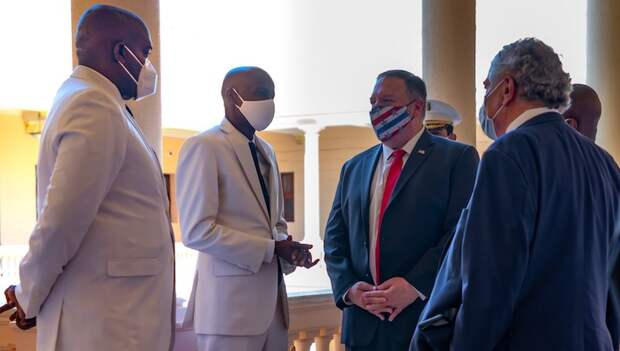 ФБР окажет властям Гаити помощь в расследовании убийства Жовенеля Моиза