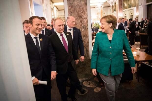 Европейские лидеры выстраиваются в очередь, чтобы обсудить с Путиным Белоруссию