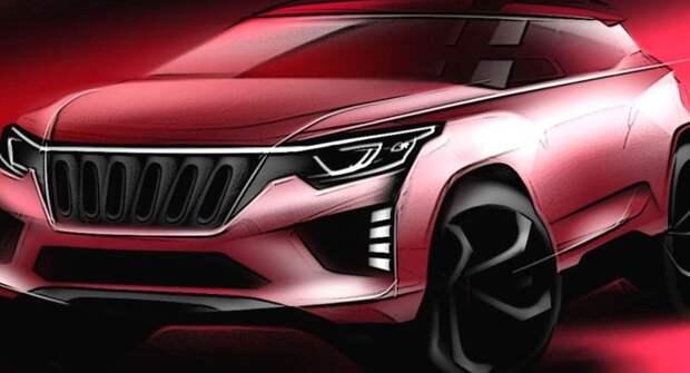 У Hyundai Creta появится конкурент от еще одного автопроизводителя