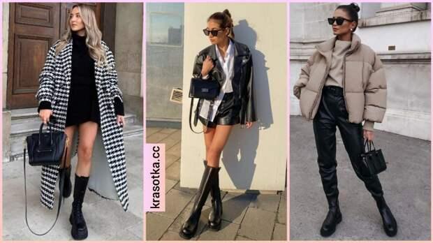 Модная обувь без каблука осень-зима 2021-2022: самые стильные новинки