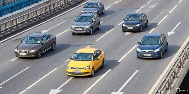 Ленинградское шоссе назвали одной из самых популярных магистралей города