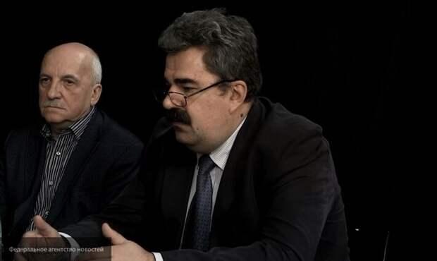 Леонков считает, что Грузия копирует политику США по Договору об открытом небе