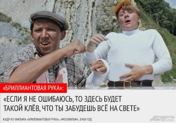 «Руссо туристо! Облико морале!» 10 цитат из фильма «Бриллиантовая рука»