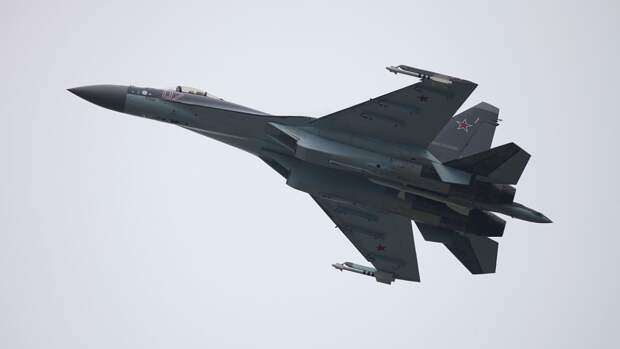 Эстонские силы обороны сообщили о нарушении воздушных границ истребителями Су-35 ВКС РФ