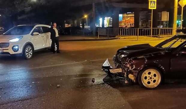 Волгоградец попал ваварию из-за пьяного чиновника