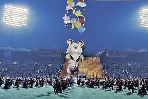 Проект «Медведь». Олимпиада 80, Олимпийский Мишка, СССР, интересное