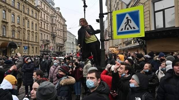 Нарышкин объяснил, для чего ФБК нужен очередной несанкционированный митинг