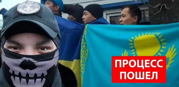 Засвеченный и разоблаченный провокатор спецслужб Куат Ахметов, создавший в Казахстане знаменитые «языковые патрули», снова...