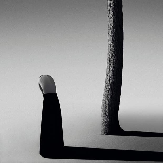 Концептуальные минималистичные фотоработы Noell Oszvald