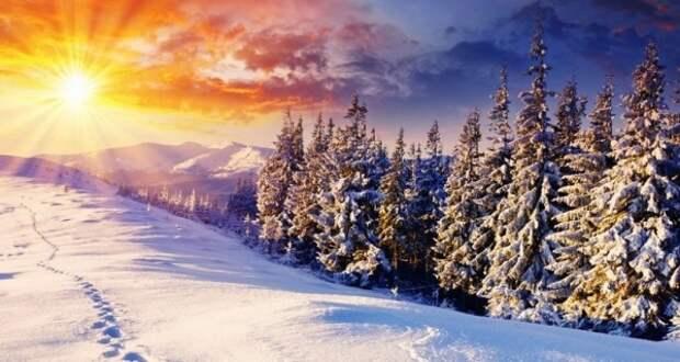 Зимнее настроение: Зима в стихах и фотографиях от Михалыча