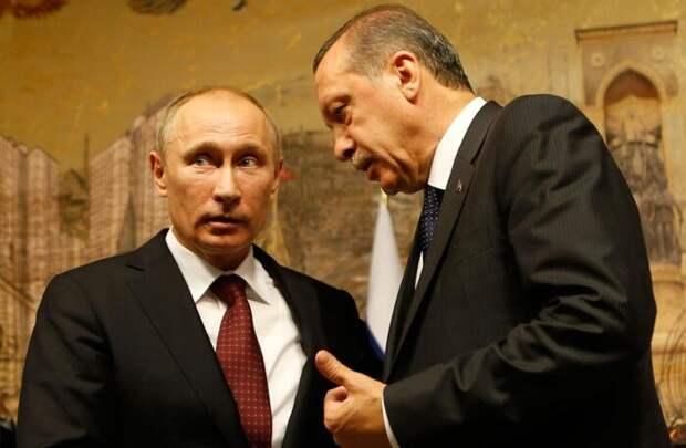 Infosperber: мягкость Путина по отношению к Эрдогану неудивительна