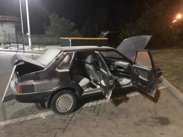 Взрывом автомобиля на заправке в Керчи занялся Следком