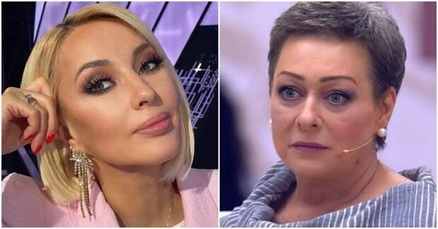 Лера Кудрявцева и Мария Аронова, 49 лет