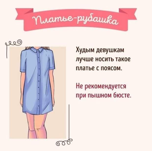 Как выбрать идеальное платье для своего типа фигуры