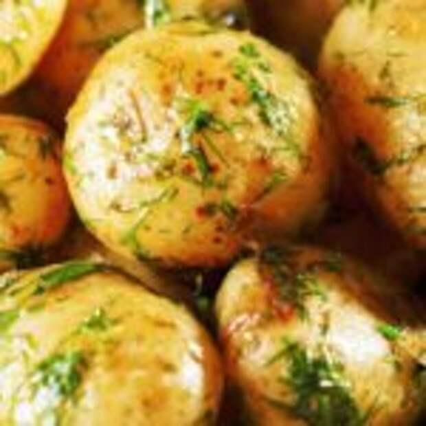 Жареная картошка – рецепт просто бомба!