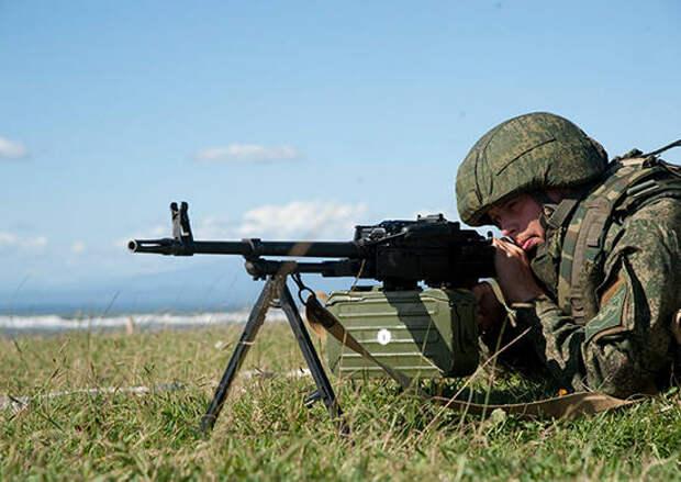 Контрактники стремительно пополняют ряды российской армии