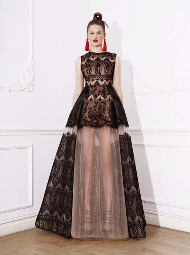 Интригующие платья от Кристины Савулеску (трафик)