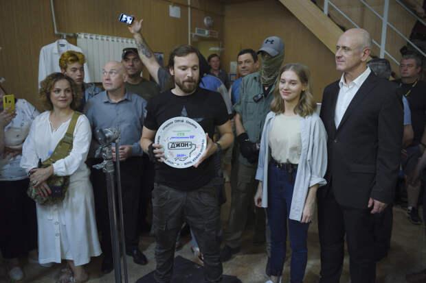 Алексей Чадов дебютирует в режиссуре