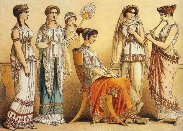 Эталоны женской красоты