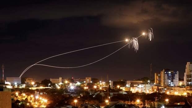 Радикалы из Газы выпустили с полуночи 55 ракет по Израилю