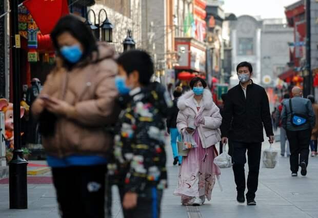 В Пекине растет уровень заболеваемости коронавирусом при 98% вакцинированных взрослых