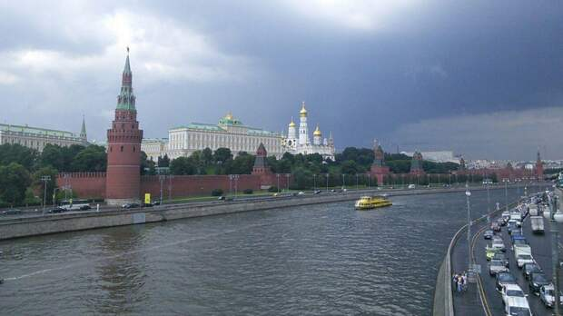 Гидрометцентр спрогнозировал 21 градус тепла и грозы в Москве 13 мая