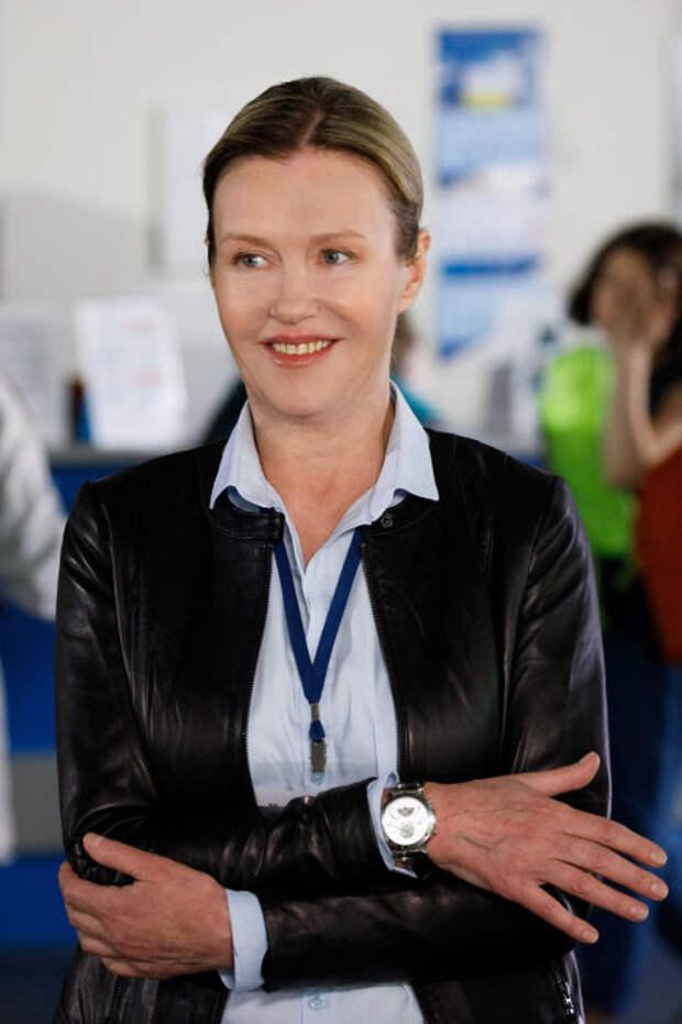 Ирина Розанова. / Фото: www.kino-teatr.ru