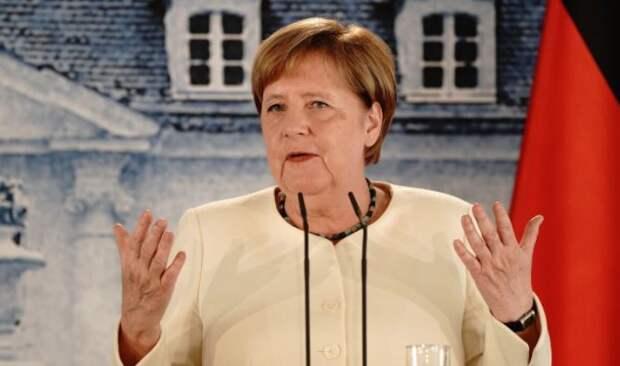 В Германии опровергли заявление Лукашенко о разговоре с Меркель