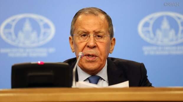 Лавров в Баку сделал замечание: «Мы вам не очень мешаем, ребята?»