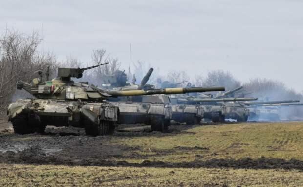 «Лодки резиновые не забудьте»: на Украине анонсировали военные учения на границе с Россией