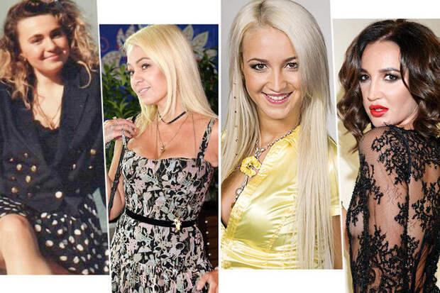Известные женщины, чью внешность изменила слава