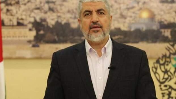 ХАМАС назвал условия для объявления перемирия в секторе Газа