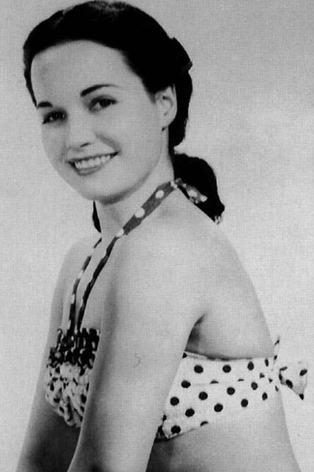 Бетти Пейдж - родоначальница пин-апа и звезда Playboy 1950-х годов