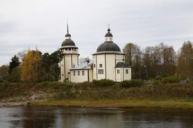 Древнейшие деревянные храмы Ленинградской области.