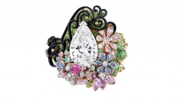 Фантастически роскошные украшения от современных мастеров ювелирного дела