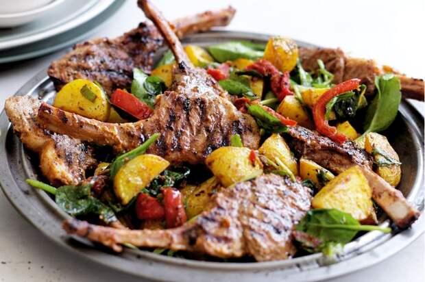 Блюдо ресторанного уровня. / Фото: pinimg.com.