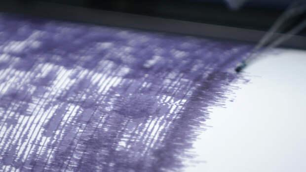 В Бурятии произошло землетрясение магнитудой 4,3