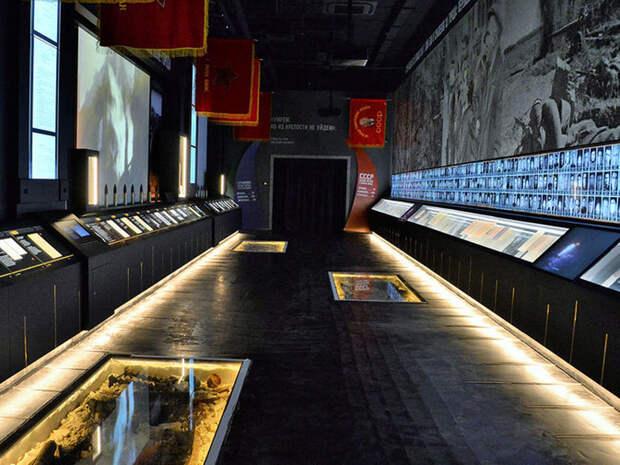 Неизвестные похитили из музея Вооружённых сил РФ 400 экспонатов на сумму в 12 млн рублей