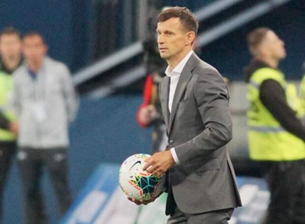 Сергей Семак - о матче с «Шальке-04: Не та была игра, чтобы посыпать голову пеплом